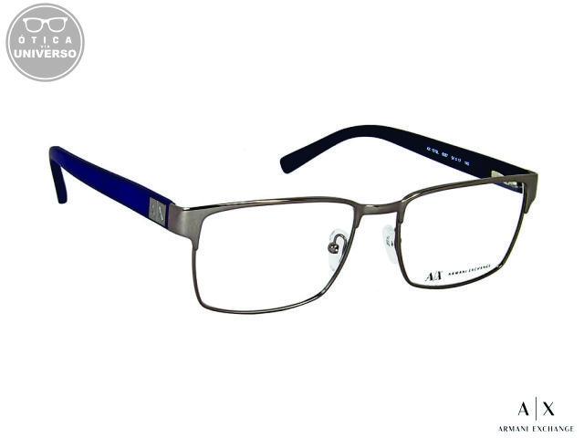 06e915b9f1727 Oculos de Grau Masculino Armani Exchange